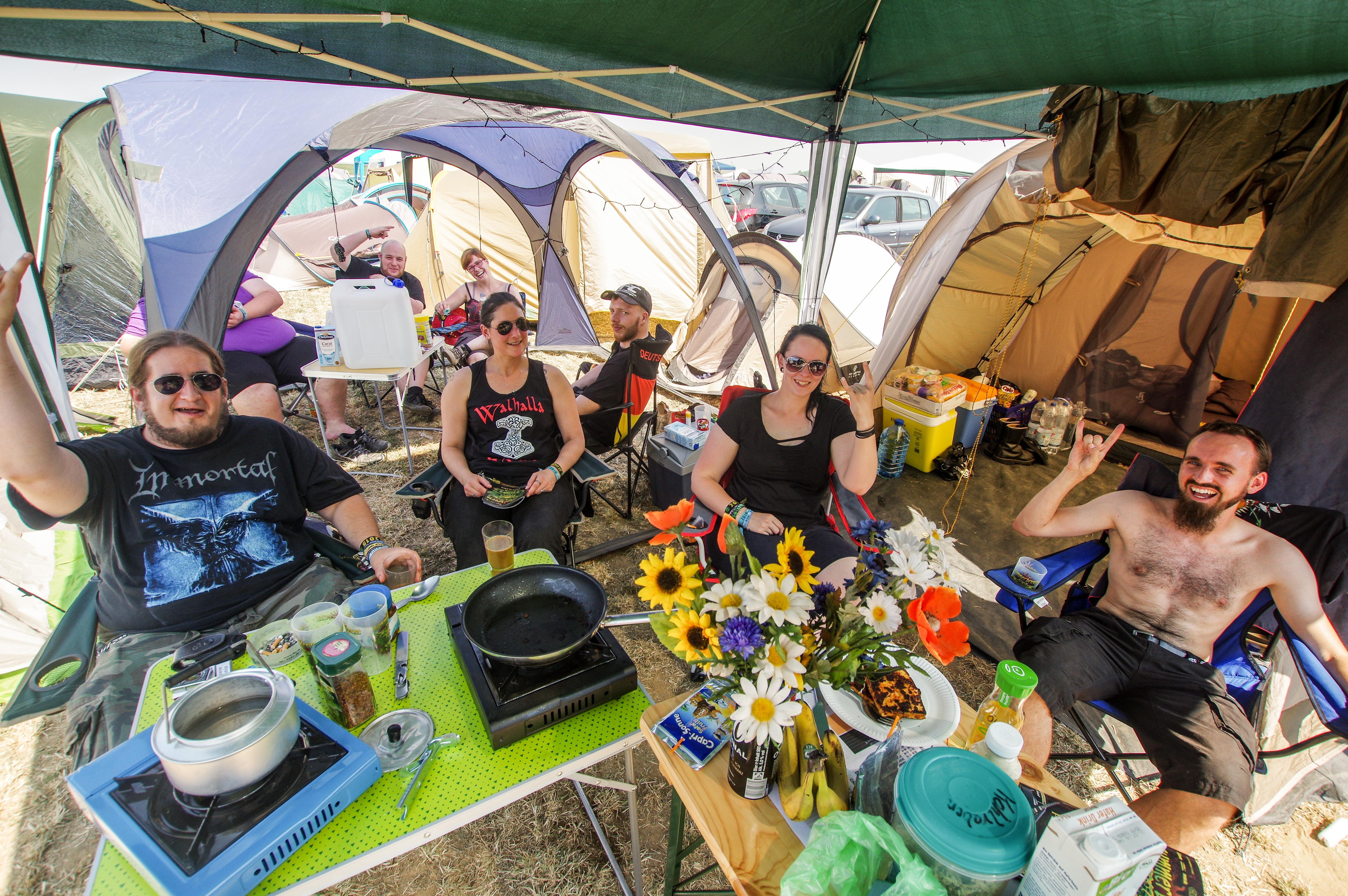 Das Camping beim SUMMER BREEZE Open Air 2016! | Summer Breeze