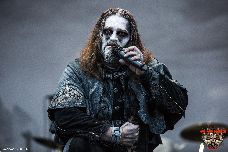 Powerwolf Sänger