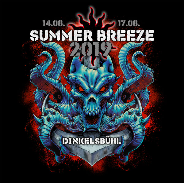 Summer Breeze Open Air Metal Festival Bavaria Germany