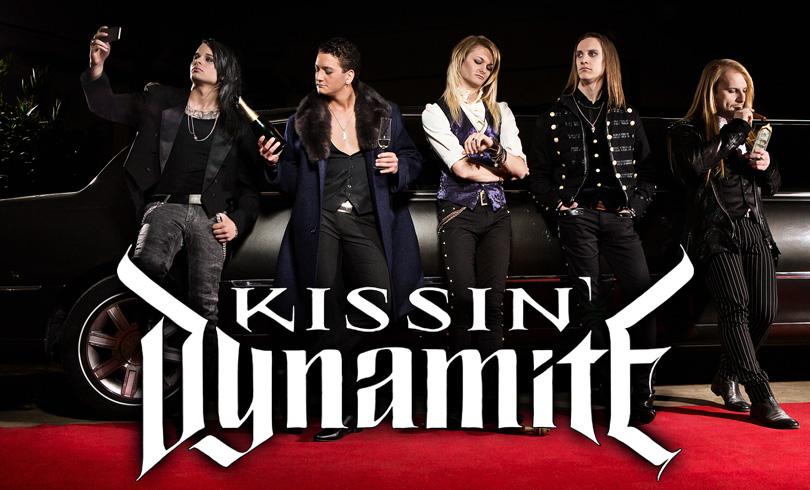 Image result for Kissin dynamite