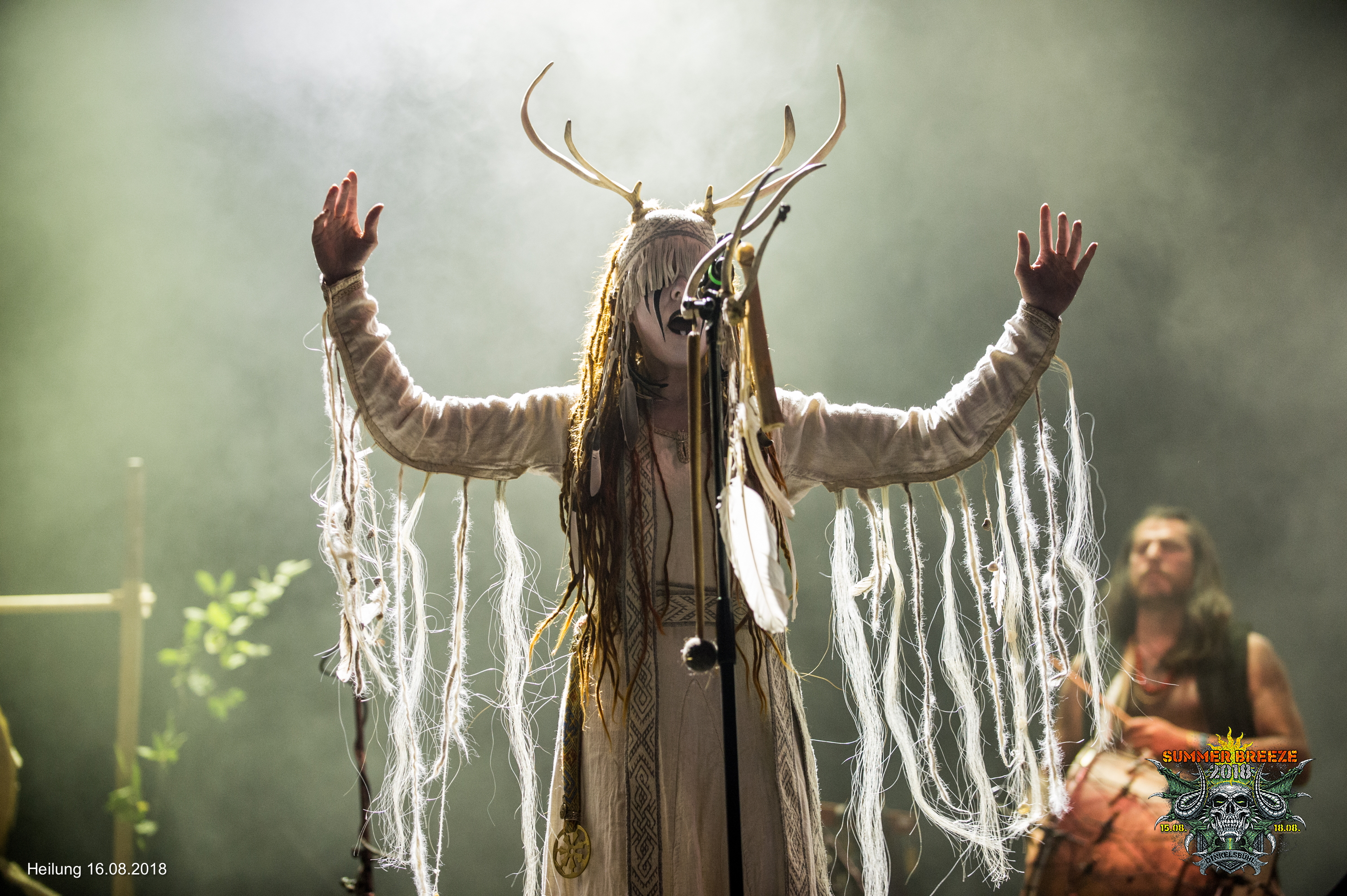 heilung summer breeze 2018